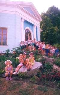 Детский санаторий им. Крупской
