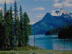 Чарующее озеро Малигне