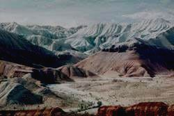 Знаменитые горы Актау