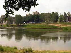 Река Банька