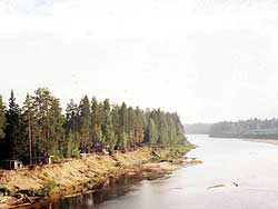 Река Вашка