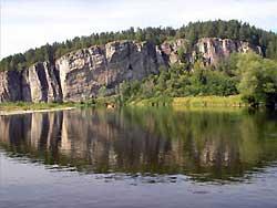 Река Юрюзань
