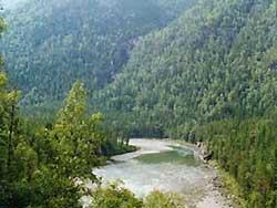 Река Китой