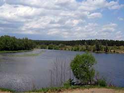 Озеро Тахтарка