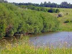 Река Осередь
