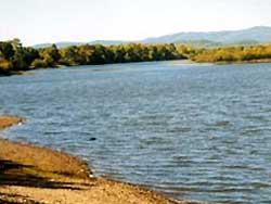 Река Биджан