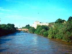 Река Сунжа