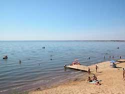 Озеро Яровое Большое