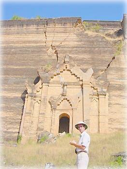 Пагода в Мингуне: бирманский долгострой