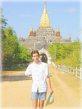Пагода Ананда, Баган