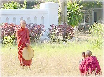 Продвинутые монахи, Баго