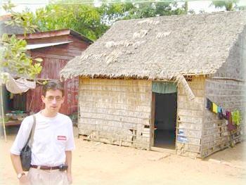 В предместьях Пномпеня