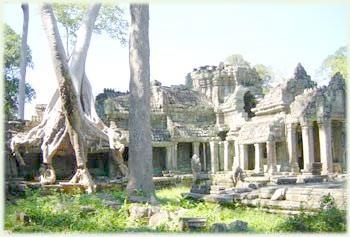 Храм Преа Кхан, Ангкор
