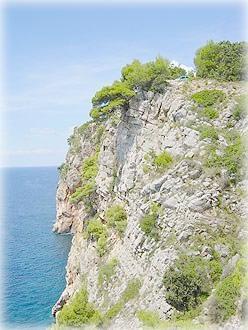 Кручи над Адриатикой (Хорватия)