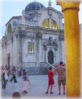 Церковь св. Влахо, Дубровник