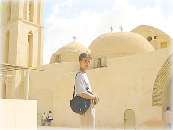 Коптский монастырь Дейр-эс-Сурьян