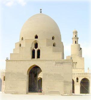 Мечеть ибн-Тулуна в Каире
