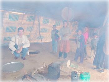В гостях у бедуинского племени
