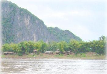 Меконг, северный Лаос