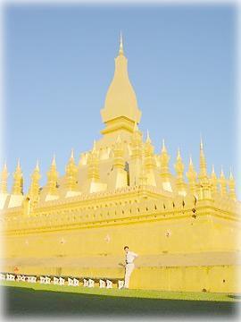 Тхат Луанг, Вьентьян
