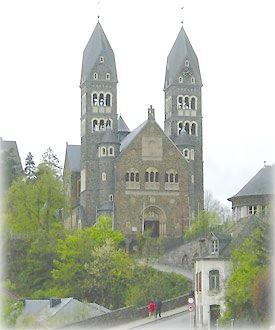 Церковь св. Мориса в Клерво