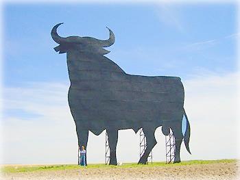 Испанский символ
