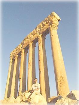 Баальбек, храм Юпитера