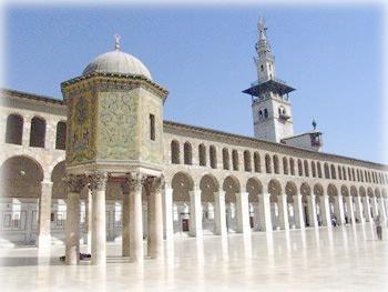 Большая Мечеть, Дамаск