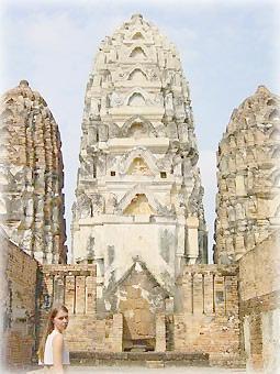 Один из храмов Сухотая