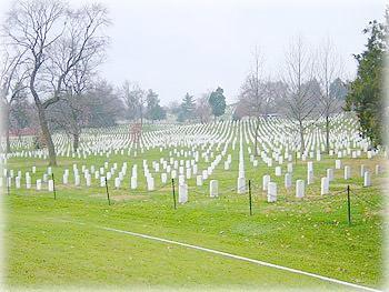 Бесконечное Арлингтонское кладбище