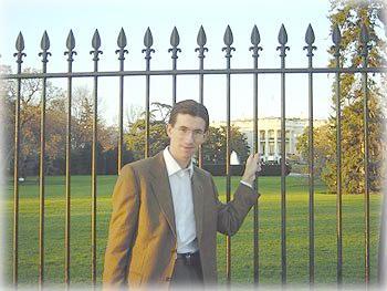Я и Белый Дом